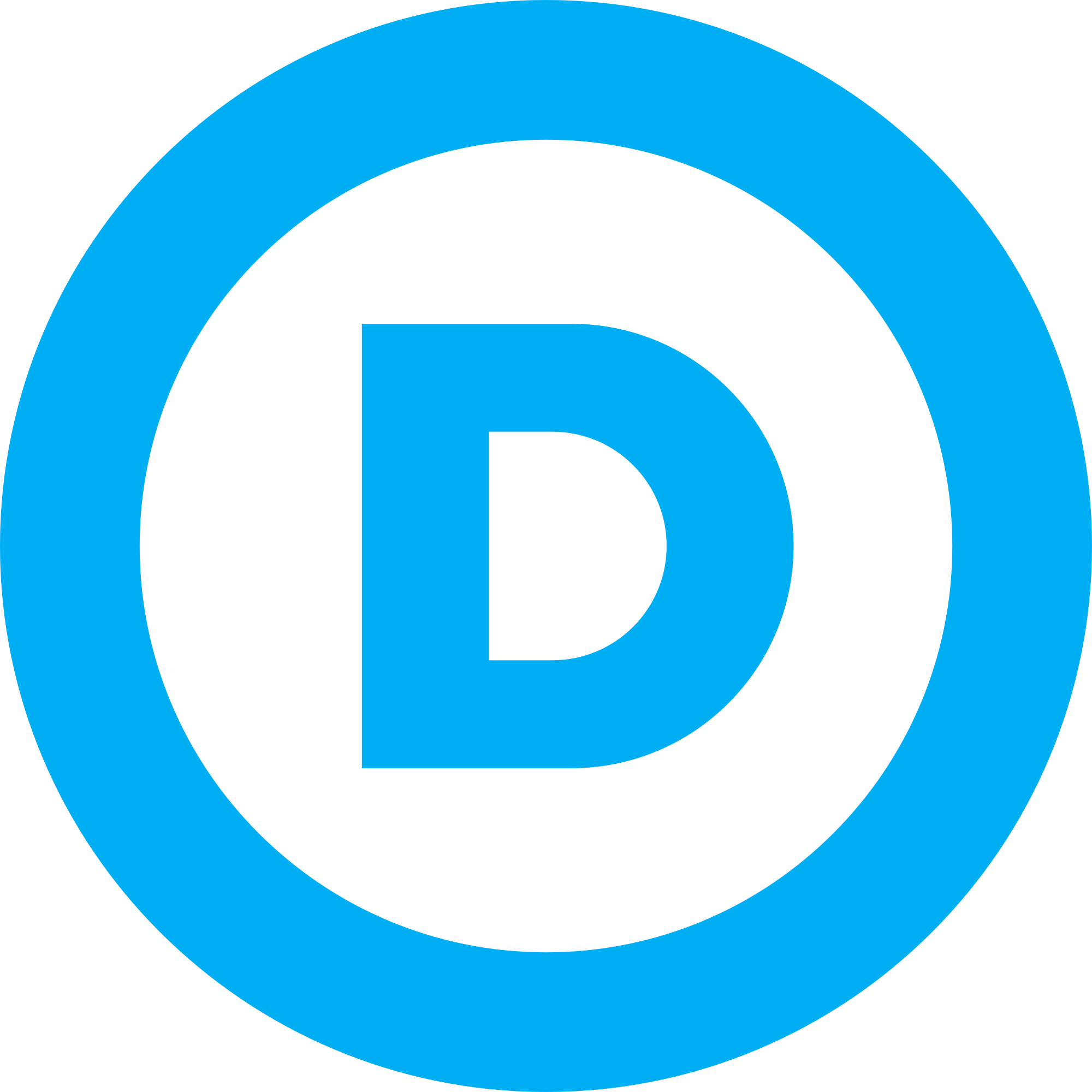 2000px US Democratic Party Logo